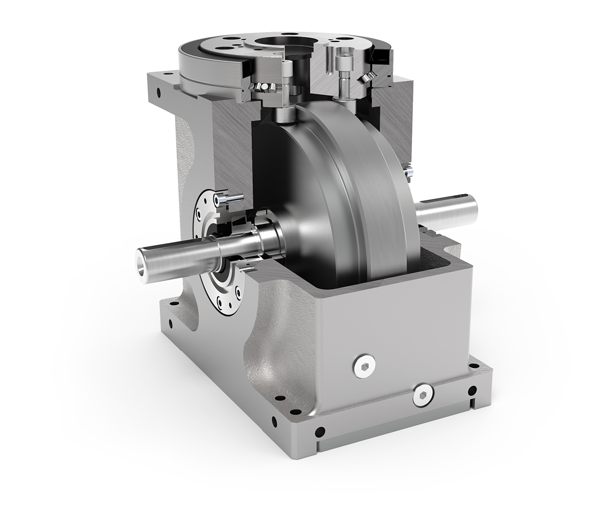 HP SERIES - Rotary Indexing or Oscillating